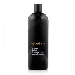 Label.M Cleanse Honey & Oat Shampoo - Шампунь питательный мёд и овёс 1000 мл