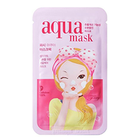 Fascy Tina Aqua Mask Bubble - Маска для лица тканевая 26 г