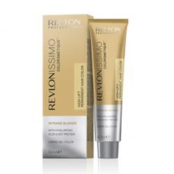 Revlon Revlonissimo Colorsmetique Intense Blonde - Крем-краска осветляющая 1232 золотисто-перламутровый 60 мл