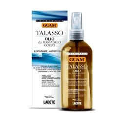 Guam Talasso - Масло для тела массажное подтягивающее антицеллюлитное 200 мл