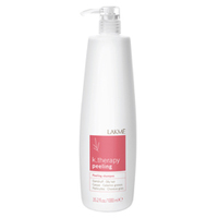 Lakme K.Therapy Peeling Shampoo dandruff oily hair - Шампунь против перхоти для жирных волос 1000 млСредства для ухода за волосами<br><br>