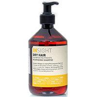 Insight Dry Hair Shampoo - Увлажняющий шампунь для сухих волос 400 мл