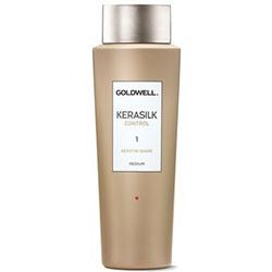 Goldwell Kerasilk Premium Control Keratin Shape 1 Medium - Компонент 500 мл