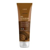 Lakme Teknia Ultra brown treatment - Средство для поддержания оттенка окрашенных волос Коричневый 250 млСредства для ухода за волосами<br><br>