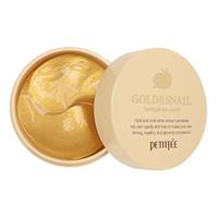 Petitfee Gold & Snail Eye Patch - Патчи для глаз гидрогелевые с золотом и экстрактом улитки 60*1,4 г