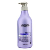 L'Oreal Professionnel Liss Unlimited Shampoo/Лисс Анлимитид - Разглаживающий шампунь 500 мл