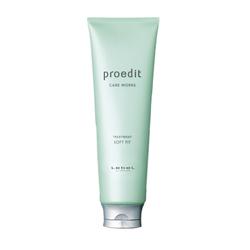 Lebel Proedit Care Works Soft Fit Treatment - Маска для жестких и непослушных волос 250 мл
