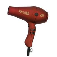 Parlux 3200 Compact Ceramic+Ionic - Фен, красный