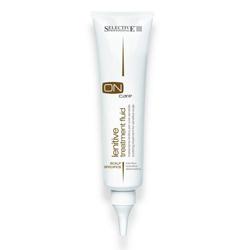 Selective On Care Scalp Specifics Lenitive Treatment Fluid - Успокаивающее средство для чувствительной кожи головы 100 мл