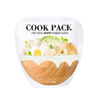 Ettang Cook Pack The Fresh White Rubber Mask - Маска для лица осветляющая 25 мл