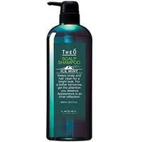 Lebel Theo Ice Mint Scalp Shampoo - Шампунь для мужчин с ледниковой водой 600 мл
