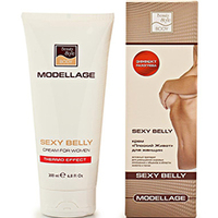 "Beauty Style Cream For Women - Крем ""плоский живот"" для женщин 200 мл"