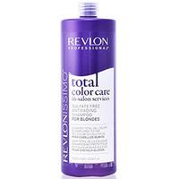 Revlon Professional Revlonissimo Color Care Shampoo For Blondes - Шампунь антивымывание цвета для блондинок 1000 мл