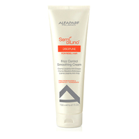 Alfaparf Semi Di Lino Discipline Frizz Control Smoothing Cream - Разглаживающий крем фриз-контроль 150 мл