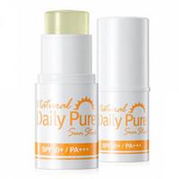 Secret Key Natural Daily Pure Sun Stick SPF 50+/PA+++ - Крем-стик солнцезащитный 13 г