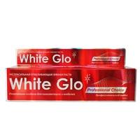 White Glo - Зубная паста отбеливающая профессиональная 24 г