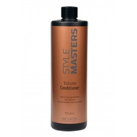Revlon Professional SM Volume Conditioner - Кондиционер для объема волос 750 млКондиционеры для волос<br>Кондиционер специально разработан для придания объема волосам, не утяжеляя их. Питает, восстанавливает и укрепляет их, делая их упругими и управляемыми.Кондиционер Ревлон придаст волосам объем, нейтрализует статические заряды, защитит локоны при укладке парикмахерскими приборами - утюжком, щипцами, феном. Сбалансированную формулу средства, созданного косметологамикомпании Ревлон, можно назвать уникальной, ведь благодаря ей, волосы получают максимум ухода - насыщаются влагой, питательными веществами и антиоксидантами. Результат реально оценить уже после нескольких применений: пряди становятся плотными, пышными и блестящими. После Revlon Volume Conditioner волосы легко уложить - локоны быстро принимают и сохраняют заданную форму.Способ применения:Нанести на влажные волосы легкими массажными движениями. Подождать 3 минуты и смыть большим колличеством воды.Объем:250 мл<br>