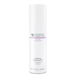 Janssen Oily Skin Clarifying Cleansing Gel - Очищающий гель 500 мл