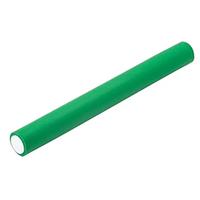 Harizma Professional h10983-22 - Бигуди-бумеранги 20х240 мм зеленые (10 шт)