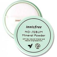 Innisfree Nosebum Mineral Powder 5 G - Пудра минеральная для жирной кожи 5 г