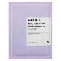 Mizon Enjoy Vital-Up Time Lift Up Mask - Маска листовая для лица с лифтинг эффектом 25 мл