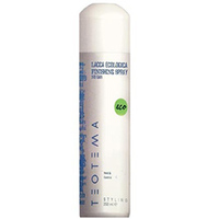 Teotema Styling Hairspray Strong - Эко лак для волос 350 мл