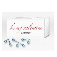 La Biosthetique La Capsule Hydratante Valentin White - Клеточно-активные интенсивно увлажняющие капсулы 7 капсул