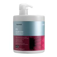 Lakme Teknia Color Stay Color stay treatment - средство сохраняющее цвет и восстанавливающее структуру волос 1000 млСредства для ухода за волосами<br><br>