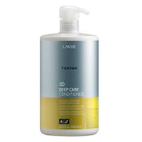 Lakme Teknia Deep care conditioner - кондиционер восстанавливающий, для сухих или поврежденных волос 1000 млСредства для ухода за волосами<br><br>