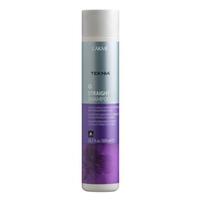 Lakme Teknia Straight shampoo - шампунь для гладкости волос с нарушенной структурой или химически выпрямленных волос 300 млСредства для ухода за волосами<br><br>