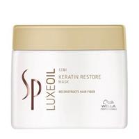 Wella SP LuxeOil Keratin Restore Mask - Маска для восстановления кератина волос 400 мл
