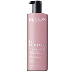 Revlon Professional Be Fabulous C.R.E.A.M. Anti-Frizz Shampoo - Дисциплинирующий шампунь 1000 мл