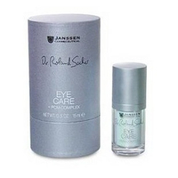 Janssen Dr. Roland Sacher Eye Care + PCM-Complex - Нежный крем для кожи вокруг глаз с PCM-комплексом 15 мл