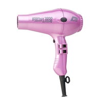 Parlux 3200 Compact Ceramic+Ionic - Фен, розовый