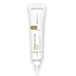 Selective On Care Scalp Specifics Deep Scrub Fluid - Флюид-Пилинг для глубокой очистки кожи головы 100 мл