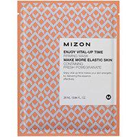 Mizon Enjoy Vital-Up Time Firming Mask - Маска листовая для лица укрепляющая с экстрактом граната 25 мл