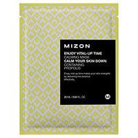 Mizon Enjoy Vital-Up Time Calming Mask - Маска листовая для лица успокаивающая 25 мл