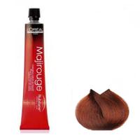 LOreal Professionnel Majirel - Крем-краска Мажируж Ионен G и incell 6.44 медный 50 млКраска для волос<br>Крем-краска для итенсивности и чистоты красных оттенков. Новая формула гарантирует высокое качество волоса и, как следствие, великолепный, ровный, стойкий, точный цвет. Повышенная стойкость по сравнению с классическими красными оттенками. Последняя разработка лабораторий L'Oreal молекула Incell в сочетании с базовым полимером ухода Ионен G впервые позволяет обеспечить глубокий уход и максимальную защиту на всех трех зонах строения волоса. Система Интенсивного Блеска (Lumax) придает оттенкам дополнительный яркий блеск. Мощность осветления до 3 тонов. Покрытие седины до 100%.Молекула incell, микрокатионный полимер Ионен G™, многомерные молекулы системы высокой стойкости (НТ), система проявления цвета (Revel Color).Объем: 50 мл<br>