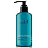 TIGI Hair Reborn Hydra-Synergy Conditioner - Кондиционер-увлажнение для нормальных и сухих волос 1000 млКондиционеры для волос<br>Увлажняющий и восстанавливающий кондиционер Tigi Hair Reborn Hydra-Synergy Conditioner увлажняет и восстанавливает нужный гидробаланс, делает волосы блестящими, послушными и эластичными. Кондиционер питает волосы и кожу головы полезными микроэлементами, не утяжеляет волосы и придает живой объем. Tigi Hydra-Synergy Conditioner обладает освежающим приятным ароматом. Tigi Hydra-Synergy Conditioner обладает освежающим приятным ароматом.Активные вещества:Морские водоросли, Масло бабассу, Экстракт зеленого чая, Липидный комплекс.Применение:Нанести на влажные, предварительно вымытые волосы. Помассировать, через 5 минут тщательно смыть водой.Объём:1000 мл<br>