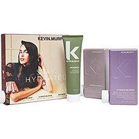 Kevin Murphy Stay Hydrated Kit - Набор (шампунь 250 мл + бальзам 250 мл + шампунь 100 мл)