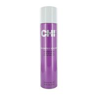 CHI Magnified Volume Finishing Spray - Лак для обьема 300 гУкладочные средства<br>Лак CHI «Усиленный Объем» - быстросохнущий косметический лак нормальной фиксации, обладающий повышенной влагостойкостью. Лак эффективно сохраняет укладку в течение дня, наделяет волосы невероятным объемом и блеском и предохраняет волосы от негативных внешних воздействий.Рекомендован для волос любого типа.Применение: Распылить средство с дистанции 25-30 см.Объем: 300 г<br>