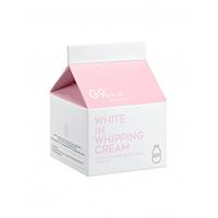 Berrisom G9 White In Whipping Cream - Крем для лица осветляющий с экстрактом молочных протеинов 50 г