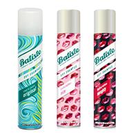 Batiste Dry Shampoo Kit Original + Naughty + Nice - Набор сухих шампуней 3x200 мл