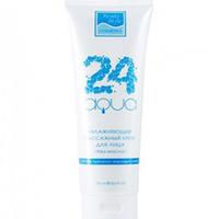 Beauty Style Massage Cream For The Face - Увлажняющий массажный крем для лица без масла аква 24 250 мл