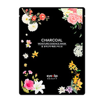 Eyenlip Charcoal Oil Moisture Essence Mask - Маска для лица тканевая 25 мл