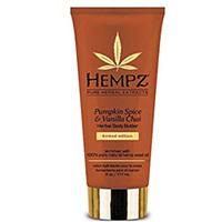 Hempz Pumpkin Spice & Vanilla Chai Herbal Body Butter - Крем питательный для тела тыква и ваниль 177 мл