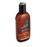 Sim Sensitive System 4 Therapeutic Climbazole Shampoo 1 - Терапевтический шампунь № 1 для нормальной и жирной кожи головы 100 мл