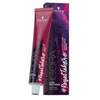 Schwarzkopf Igora Royal Take Over Lucid Nocturnes - Стойкая крем-краска для волос 5-113 светлый коричневый экстра сандрэ матовый 60 мл