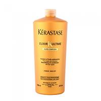 Kerastase Elixir Ultime Fondant - Молочко для красоты всех типов волос на основе масел 1000 мл
