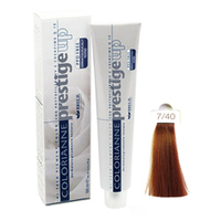 Brelil Крем-краска Colorianne Prestige UP 7/40 Медный блондин